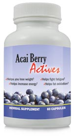 Buy Acai Berry Actives