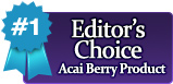 Acai Balance: best acai berry supplement